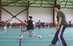 Badminton Andoins